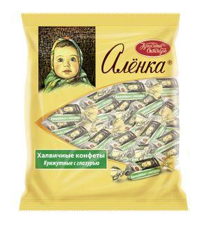 Candy Alenka sesame glaze, 250 g