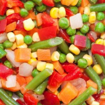 Frozen vegetable mixes from Serbia large wholesale - direct supply from the manufacturer
