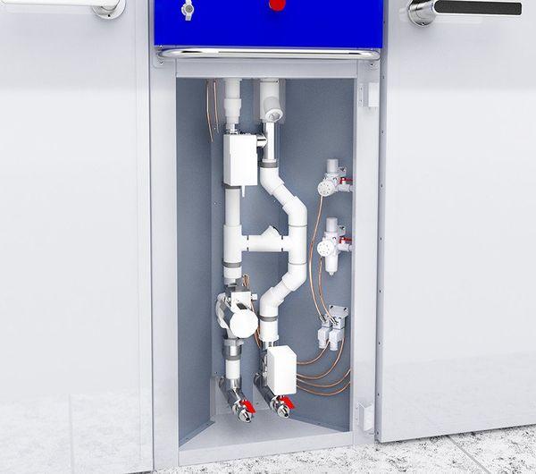 Incubator humidity control system