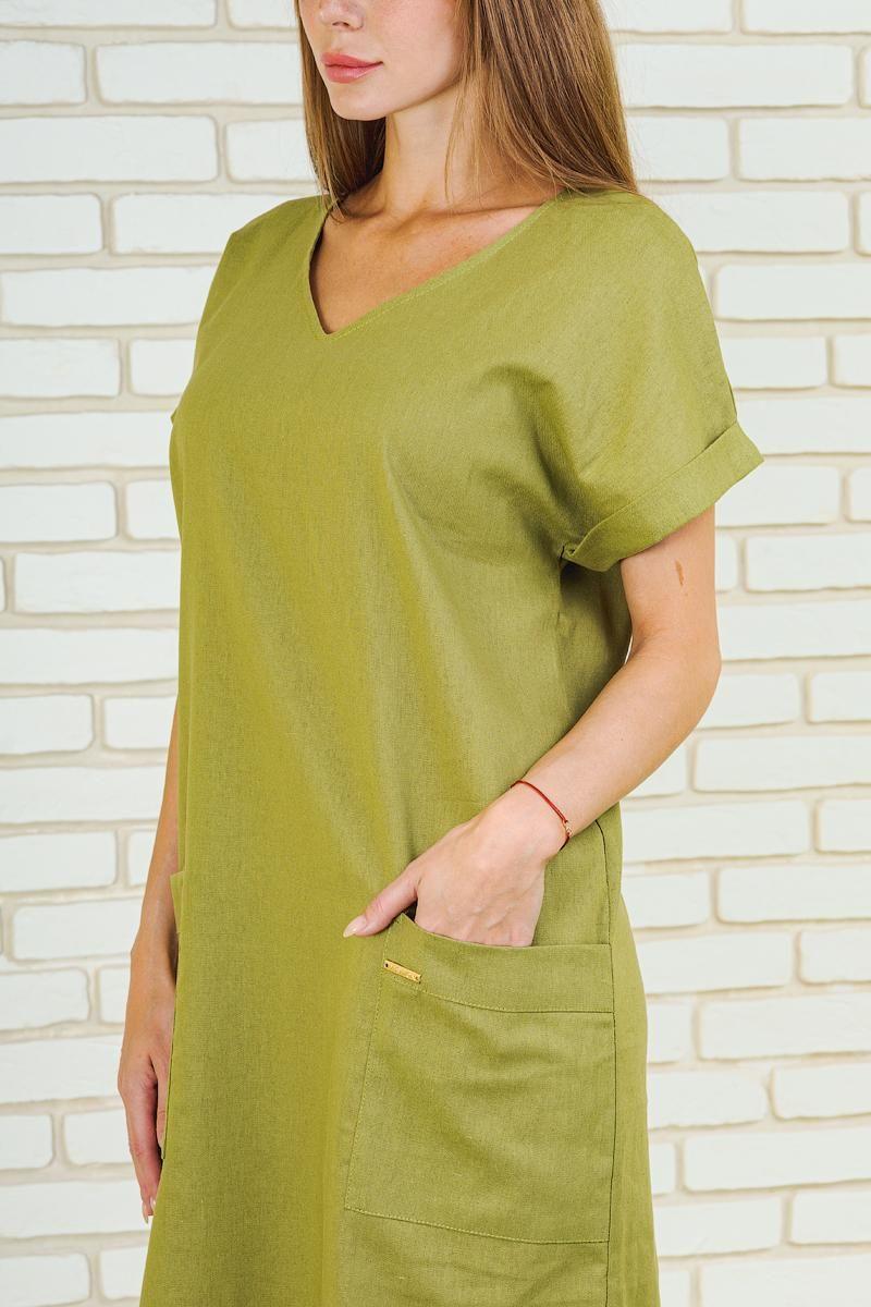 Lika Dress / Zelena Dress Art. 6173