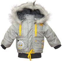 Short hooded jacket 'Basik Kids'