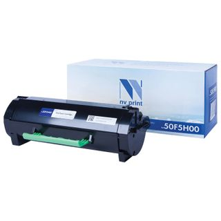 Laser cartridge NV PRINT (NV-50F5H00) for LEXMARK MS310dn / MS410dn / MS510dn / MS610dn, yield 5000 pages
