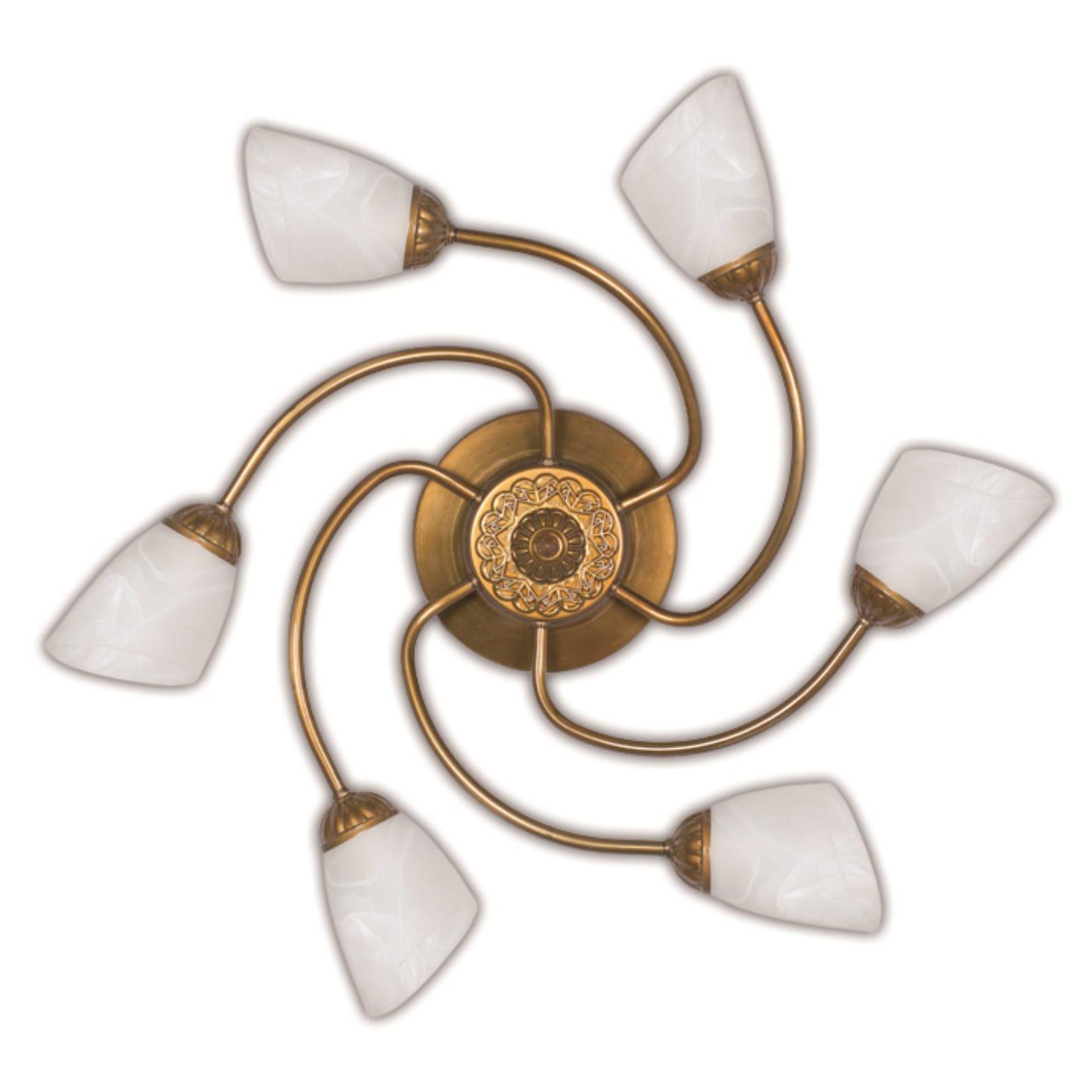PETRASVET / Ceiling chandelier S2110-6, 6xE14 max. 60W