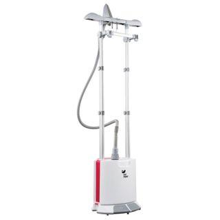 Steamer KITFORT KT-915, 2000 watts, steam 35 g/min, tank 1.6 l, 5 modes, 1 nozzle, white