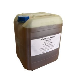 Technical linseed oil 10l