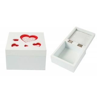 """Packaging Box """"Hearts"""" capacity 300 g"""
