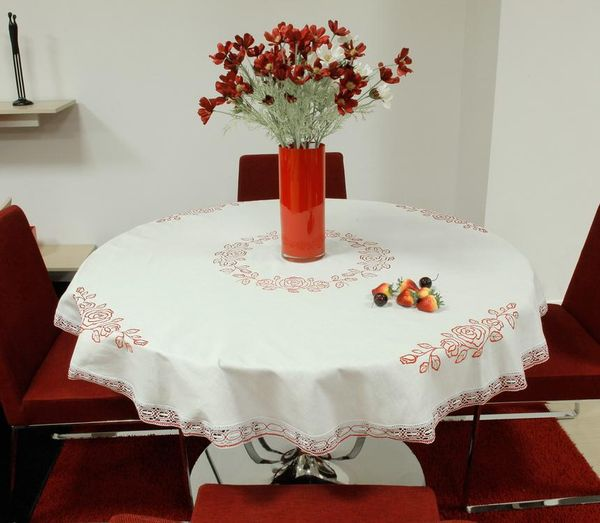 Tablecloth 'Roses'