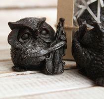 Cinnamon soap Owl Musician