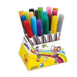 Edding / Funtastics Painting Pen Set, Water Based, 3mm, 18 Colors 18 Colors