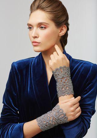 Lace cuffs No. 3