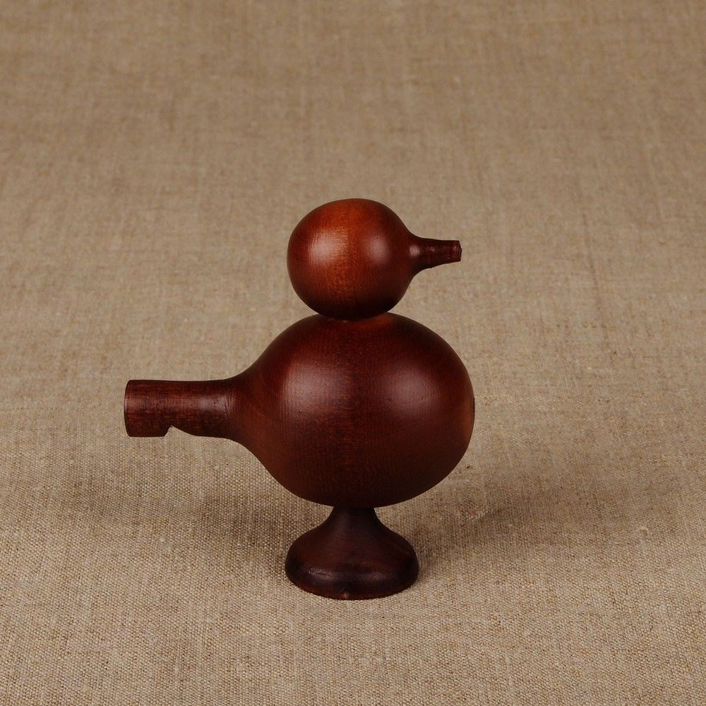 Workshop Serebrov / Wooden whistle