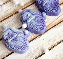 Santa's olive soap for hands