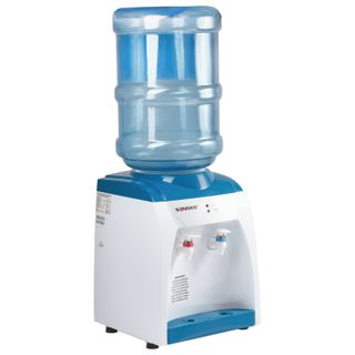 SONNEN TS-03 water cooler, desktop, NEW/COOL EEG, 2 taps, white/blue