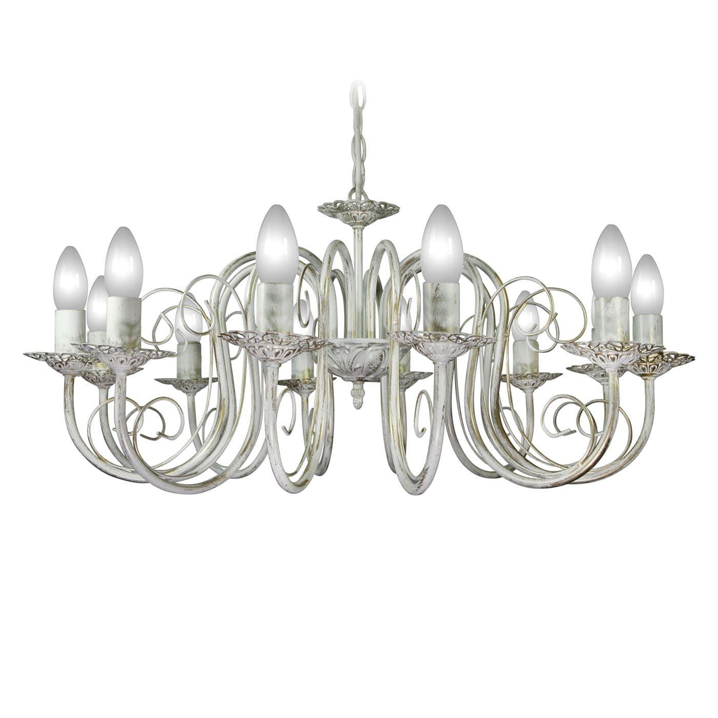 PETRASVET / Pendant chandelier S1170-12, 12xE14 max. 60W