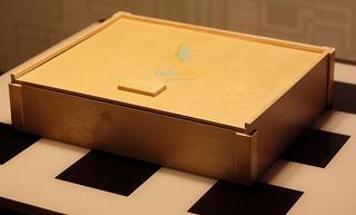 """Sandbox """"YUNGIAN"""" small 500х400х100 mm"""
