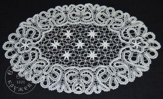 Doily lace С679