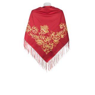 "Woolen scarf ""Tango"""