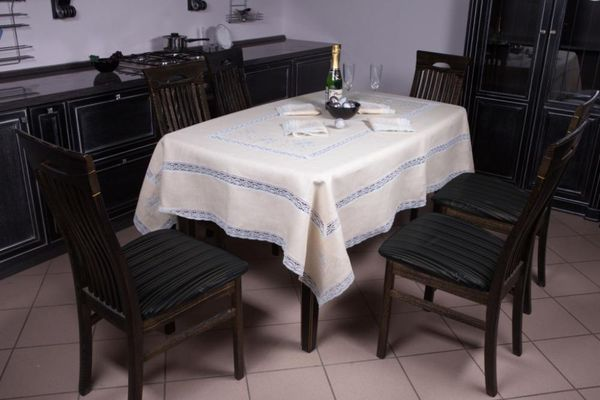 Set of table linen 'Snow'