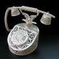 "Kazakov Filigree / Souvenir ""Telephone"" silvering - view 1"