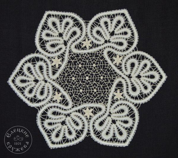 Doily lace С2758