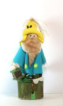 Souvenir doll-box 'Lesovichok'