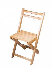 Chair wooden folding