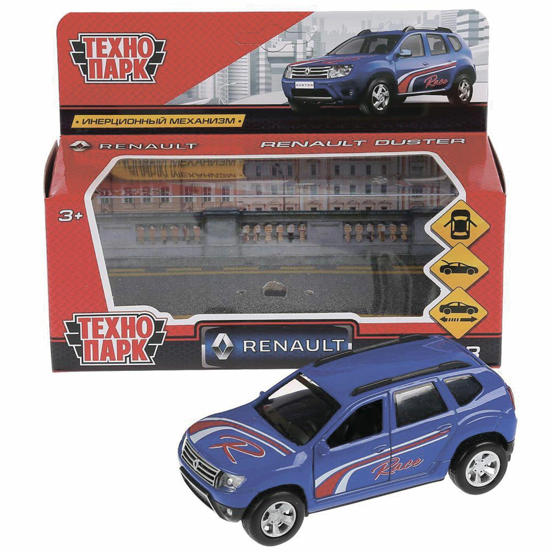 Renault DUSTER, 12 cm, inertial, TECHNOPARK