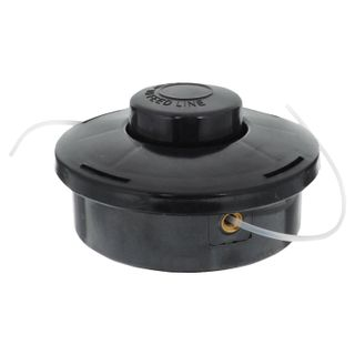 HUTER GTH / Trimmer head, semi-automatic, line 2.4 mm x 3 m, section - circle