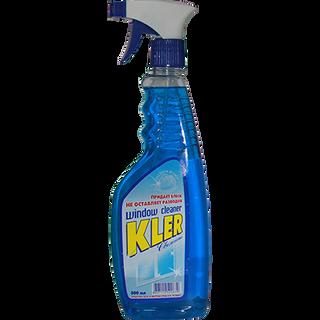 Windshield wiper CLER Blue 500ml sprayer