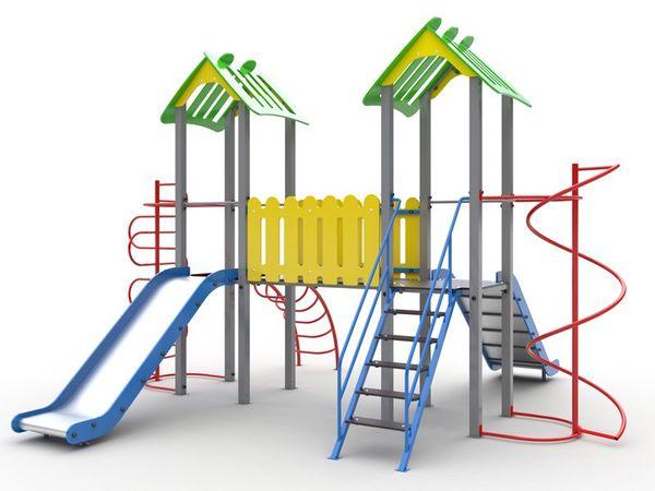Children's town В204 coating hot-dip galvanizing