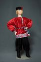 Doll gift porcelain. Russia. A guy in formal attire. Late 19th-early 20th century. - view 1