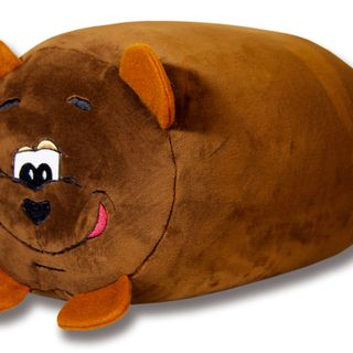 "Anti-stress pillow-cushion ""the Beast"" bear (5)"