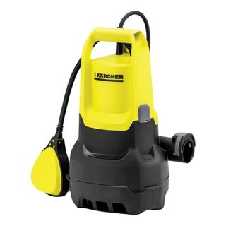 Pump drainage KARCHER (KERHER) SP 3 Dirt, for dirty water, 350 W, 7000 hp
