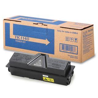 Toner cartridge KYOCERA (TK-1140) FS1035MFP / DP // 1135MFP / M2035DN, original, yield 7200 pages.