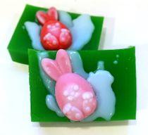 Handmade soap Rabbit