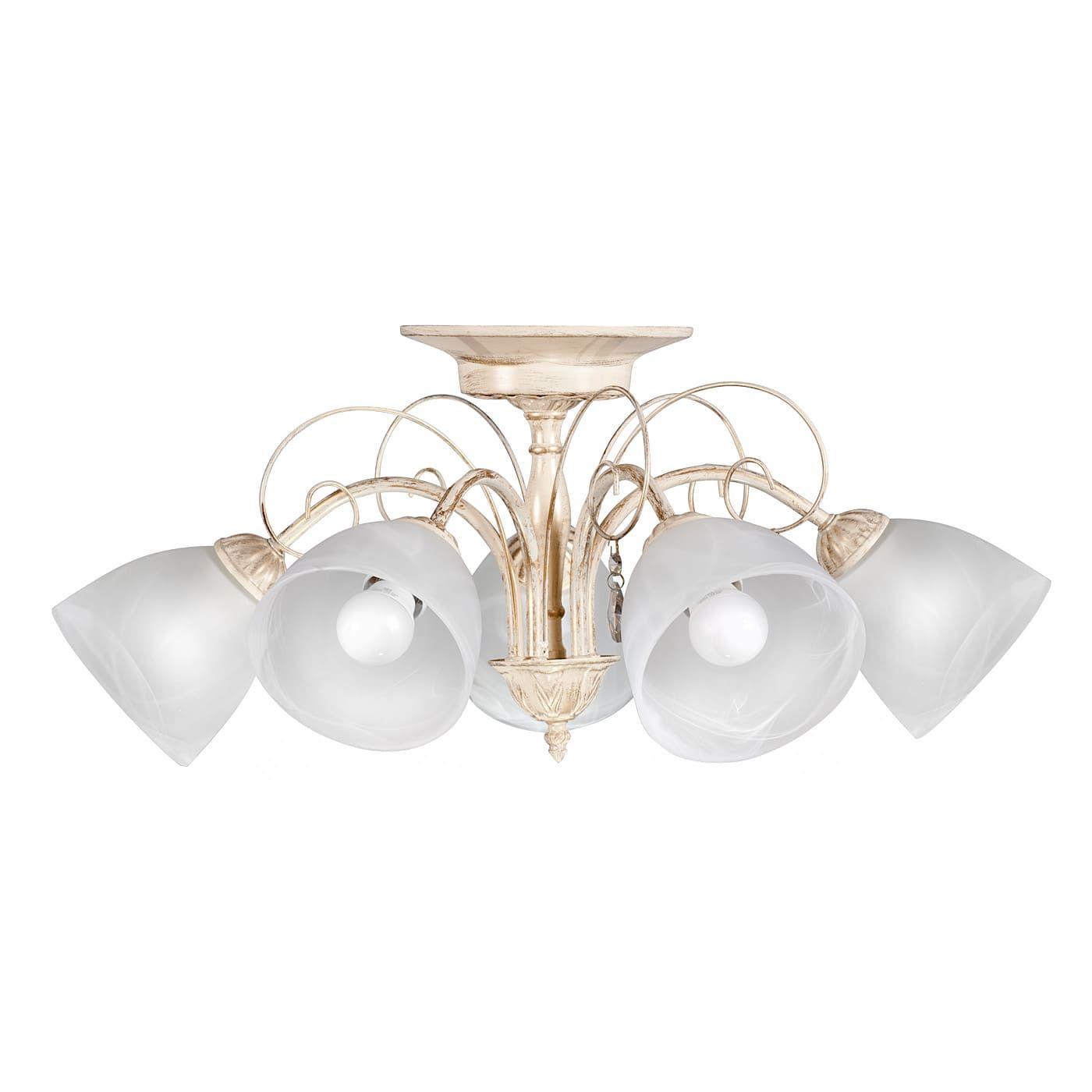PETRASVET / Ceiling chandelier S2129-5, 5xE27 max. 60W