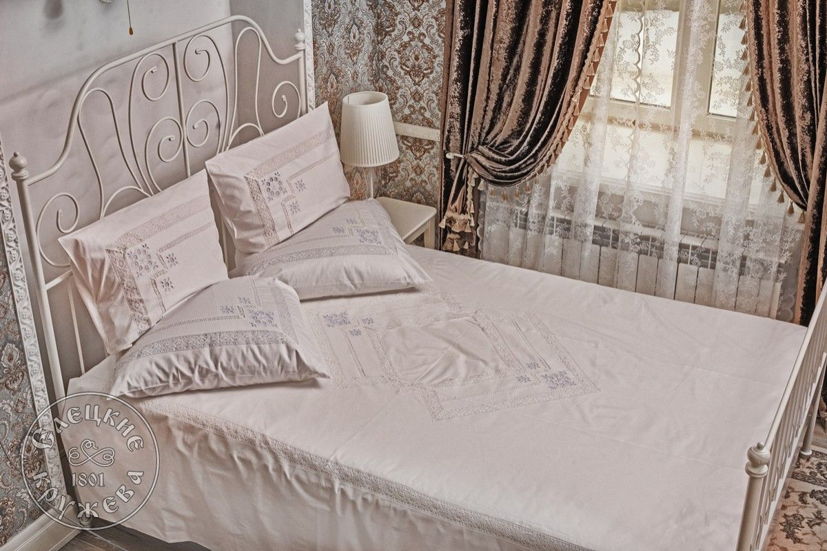 Yelets lace / Bedding set euro С2093