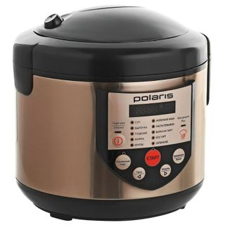 POLARIS PMC 0351AD, 600 W, 3 litres, 10 programs, timer, bronze