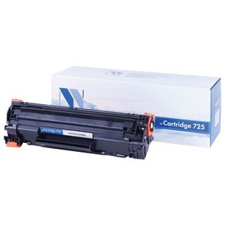 Laser cartridge NV PRINT (NV-725) for CANON LBP6000 / 6020 / 6020B, resource 1600 pages.