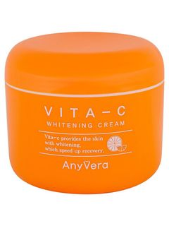 Rejuvenating face cream with vitamin C , ANYVERA CREAM VITA-C , 100ml
