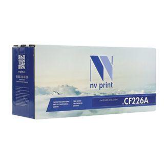 Toner cartridge NV PRINT (NV-CF226A) for HP LaserJet Pro M402d / n / dn / dw / 426dw / fdw, resource 3100 pages.