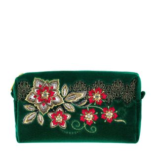 "Velvet cosmetic bag ""Carmen"""