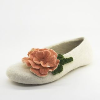 "Slippers ""Tenderness"""