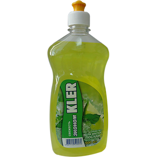 Liquid for dishes CLER Freshness 500ml