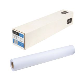 Roll for plotter (canvas), 610 mm x 18 m x bushing 50,8 mm, 380 g/m2, universal glossy, ALBEO
