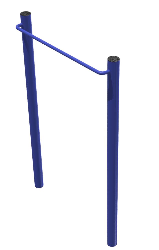 MB Barbell / Outdoor horizontal bar 1400x150, H = 2200mm