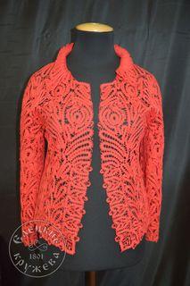 Jacket women's lace С483В