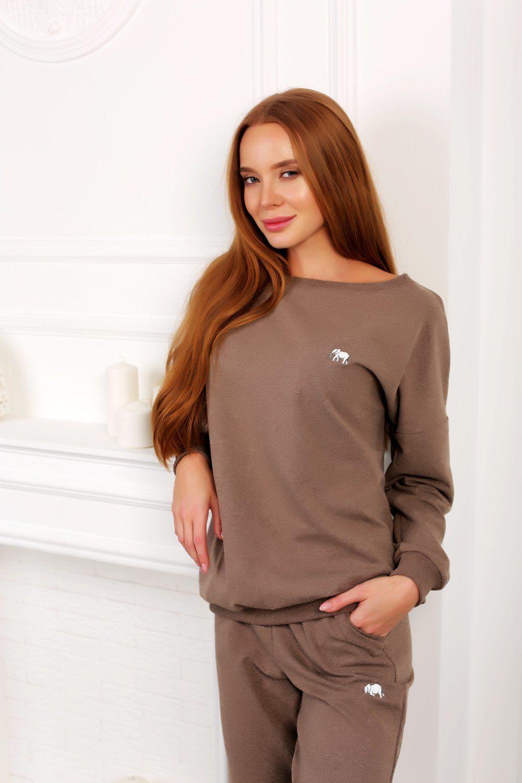Lika Dress / Sweatshirt Elephant 8K Art. 5501