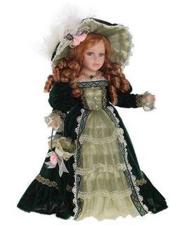 "Porcelain doll ""Alina"""