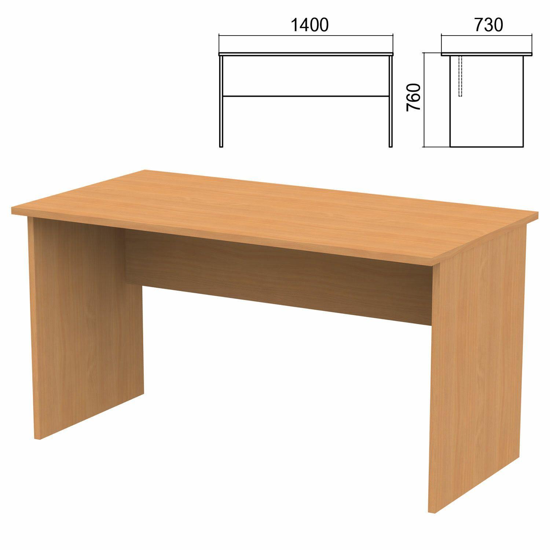 "Table written ""Argo,"" 1400 x730 x760 mm, pear aroso"